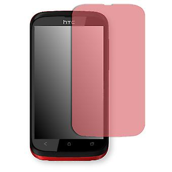 HTC desire Q screen protector - Golebo view protective film protective film