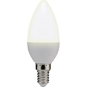 Basetech LED E14 Candle 3.5 W = 25 W Warm white (Ø x L) 37 mm x 100 mm EEC: A+ 1 pc(s)