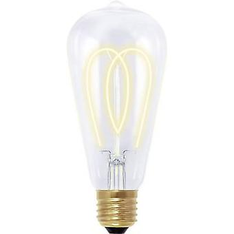 Segula LED E27 Bulged 4 W = 15 W Gold (Ø x L) 60 mm x 135 mm EEC: B dimmable, Filament 1 pc(s)
