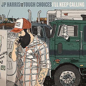 JP Harris & de tuffa val - I'Ll hålla kalla [Vinyl] USA import