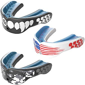 Shock Doctor Gel Max Power Classic Fit Convertible Mouthguard