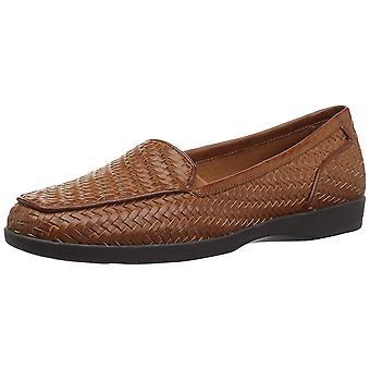 Easy Spirit Womens Devitt8 Square Toe Loafers