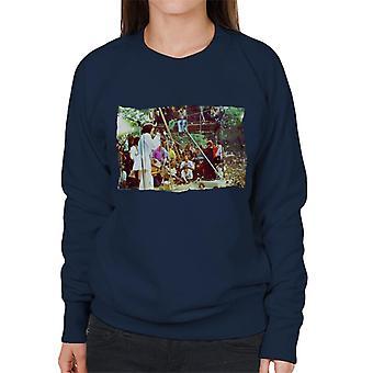 TV Times Rolling Stones Festival Women's Sweatshirt