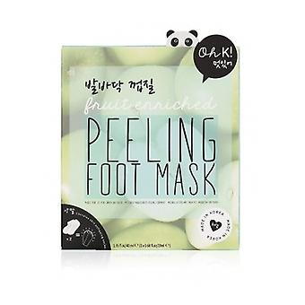 Obst angereichert Fuß Maske von NPW Geschenke