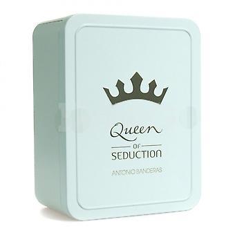 Antonio Banderas, Queen of Seduction edt 80 ml-Collector's Edition
