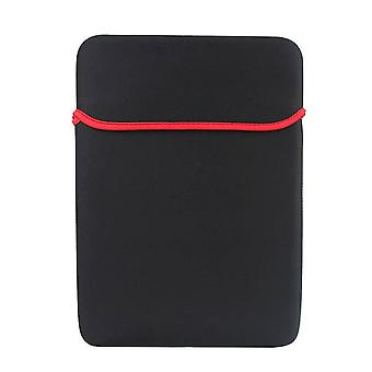 Laptopskydd/Case-Black and Red