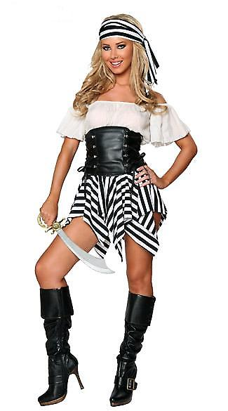 Waooh 69 - Costume De Pirate Sexy