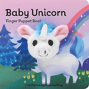 Baby Unicorn - Finger Puppet Book by Baby Unicorn - Finger Puppet Book
