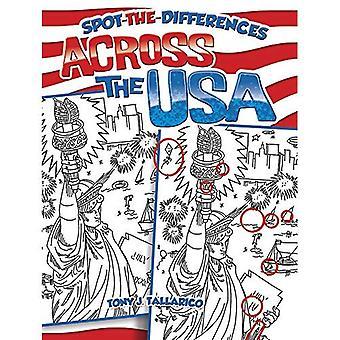 Spot-The-Unterschiede quer durch die USA