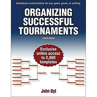 Organisera framgångsrika turneringar