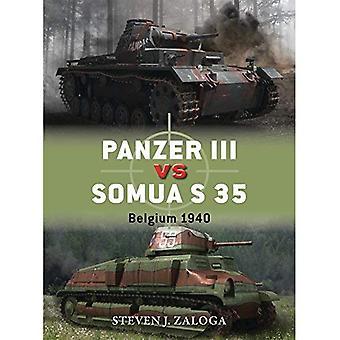 Panzer III vs Somua S 35 (Duel 63)