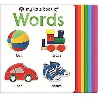 Min lilla bok av ord (min lilla böcker)