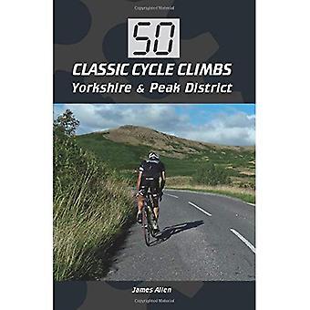 50 klasyczny cykl wspina: Yorkshire & Peak District