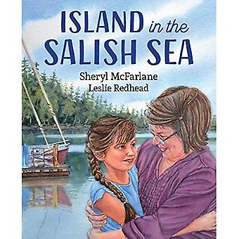 Ö i Salish havet