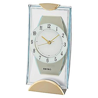 Seiko Unisex watches analog QXG146G glass table Stand