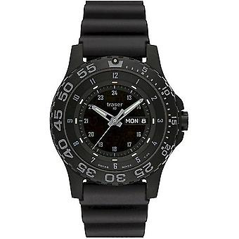 Traser H3 watch professional shade P6600. 9AI. C3. 01-104207
