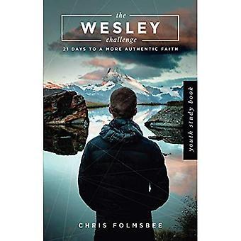 Le jeune Wesley Challenge étude livre: 21 jours à une foi plus authentique