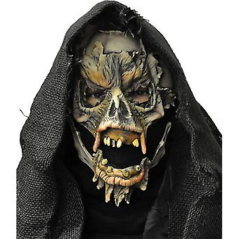 Verfallene Maske für Halloween