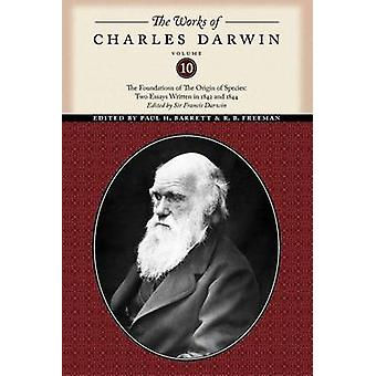 The Works of Charles Darwin Volume 10 by Darwin & Charles