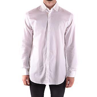 قميص أبيض من القطن جيفنشي