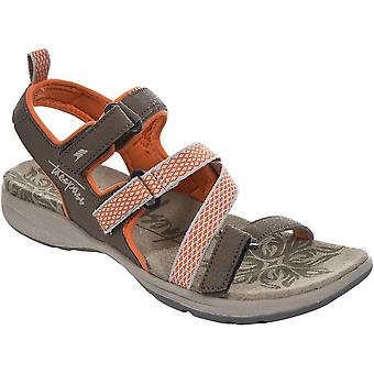 Trespass Womens/Ladies Aerial Active Adjustable Fit Cushioned Walking Sandal