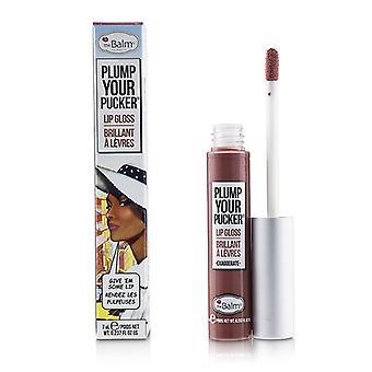 Thebalm Plum Your Pucker Lip Gloss - # Exaggerate - 7ml/0.237oz