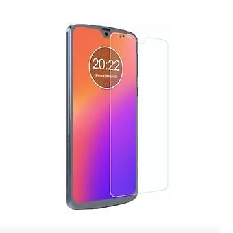 Motorola Moto G7 plus tank skydd Visa tank bild 9 H glas - 2 stycken