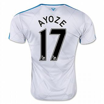 2015-16 Newcastle Away Shirt (Ayoze 17) - Kids