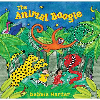 The Animal Boogie by Debbie Harter - Fred Penner - 9781846866203 Book