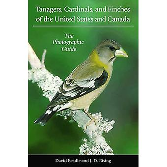 Tanagers - Cardinals - and Finches of the United States and Canada - T