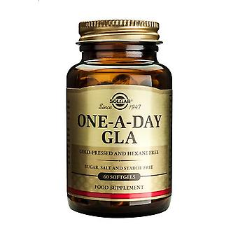 Solgar, One-a-Day GLA Softgels, 60