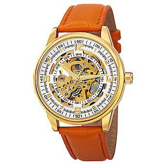 Akribos XXIV hommes quartz mat Dail bracelet montre AK410YG