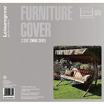LG Outdoor 3 Seater Swing Seat Weather Cover