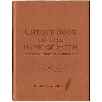 Chequebook of the Bank of Faith Journal by Charles Haddon Spurgeon -