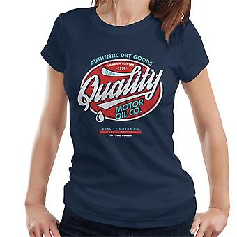 London Banter Quality Motor Oil Women's T-Shirt