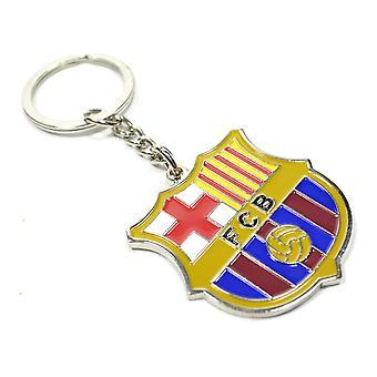 FC Barcelona Crest Keychain Keychain
