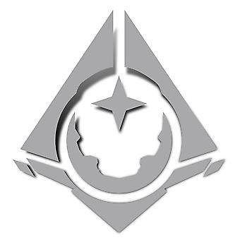 Sticker - Halo 5 - Fireteam Osiris Logo Cutout New Gift Toys j5994