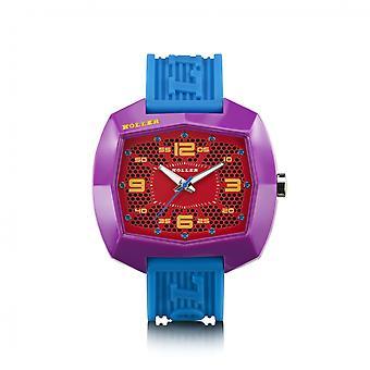 Holler Pimped De Lite  Blue / Purple / Red Watch HLW2452-3