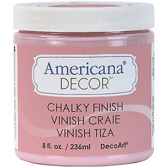 Americana Chalky Finish Paint 8Oz Innocence Adc 05
