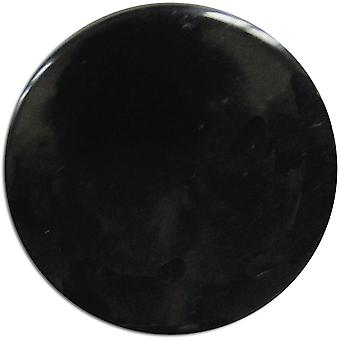 Slimline Buttons Series 1 Black Shank 3 4
