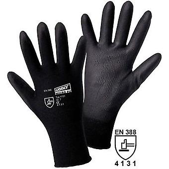 worky 1151 Worky 1151 Micro PU Coated Knitted Nylon Glove (Size 11, Black)