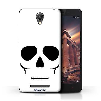 STUFF4 Case/Cover for Xiaomi Redmi Note 2 (Prime)/Skull/Halloween Character