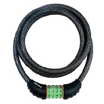 Masterlock Combi Cable 1.8mx 12mm Reflective