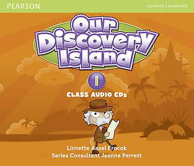 Our Discovery Island Level 1 Audio CD by Linnette Erocak