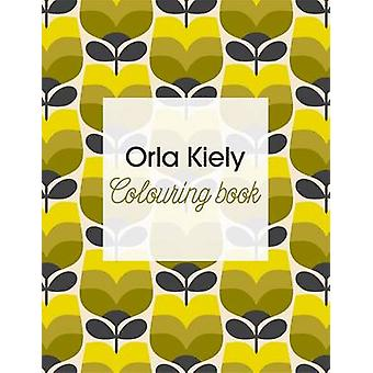 Orla Kiely Colouring Book by Orla Kiely