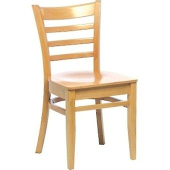 Sally Beech Kitchen Dining Chair Fully Assembled Price Is Per Pair