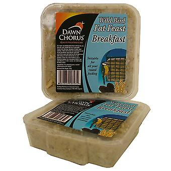 Dawn Chorus Fat Feast morgenmad (pakke med 12)