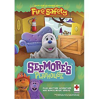 Brandsikkerhed [DVD] USA importerer