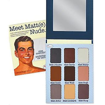 The Balm Meet Matt E Nude Palette (Woman , Makeup , Makeup palettes)