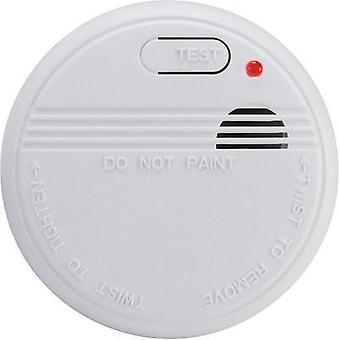 Smoke detector Basetech battery-powered